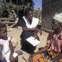 Zambia: outreach health workers are helping families tackle TB together / Giacomo Pirozzi - Panos Pictures