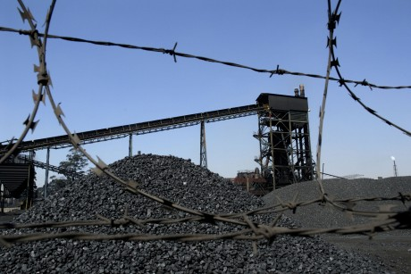 More than 90 per cent of the coal consumed on the African continent is produced in South Africa