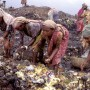 Scavenging for food and anything that can be sold in the Bantella rubbish dump - George Georgiou | Panos Pictures