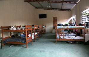 Female accommodations for Haitian refugees in Manaus, Brazil - Lilo Clareto | Panos London