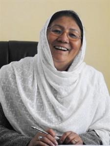Habiba Sarobi - Aunohita Mojumdar | Panos London