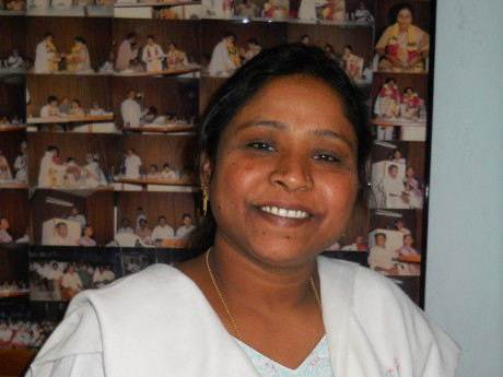 Mary Madiga, a Dalit activist from India - Stella Paul | Panos London