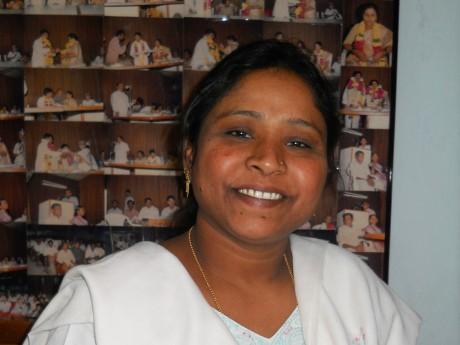 Mary Madiga, a Dalit activist from India - Stella Paul | Panos London