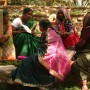 A meeting of the Telengana Mahila Mahajena Samakhya (All Dalit Women's Association of Telengana) - Stella Paul | Panos London