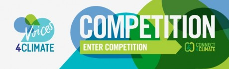 participer à la compétition de TerrAfrica et Voices4Climate pour avoir la chance de gagner un voyage à COP18 à Doha