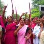 Gang members demonstrate in Banda, Uttar Pradesh - Deepa Jainani | Panos London